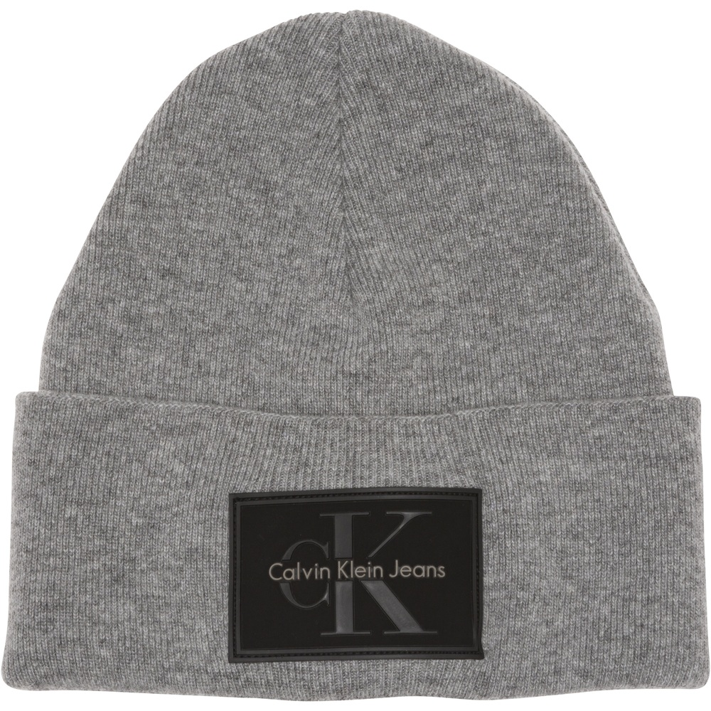 Light Weer Klein Grey Hoeden Heather Beanie J TerugCalvin cul3F1TKJ