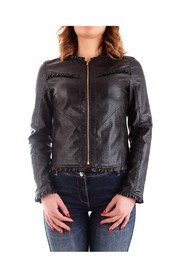 Imitation Leather jacka
