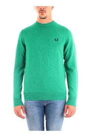 FRED PERRY K7601 JERSEY Men ELECTRIC GREEN