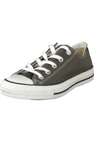 Converse Unisex Canvas Ox Sneakers Charcoal