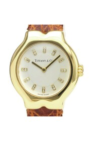 Tesoro Quartz Yellow Gold (18K) Watch L0130