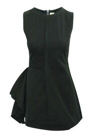 Mini Dress With Side Decoration -Pre Owned Condition Very