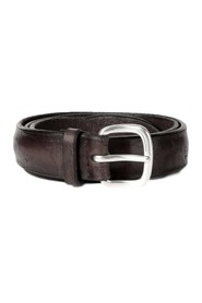MICROCALED FANTASY BULL LEATHER BELT