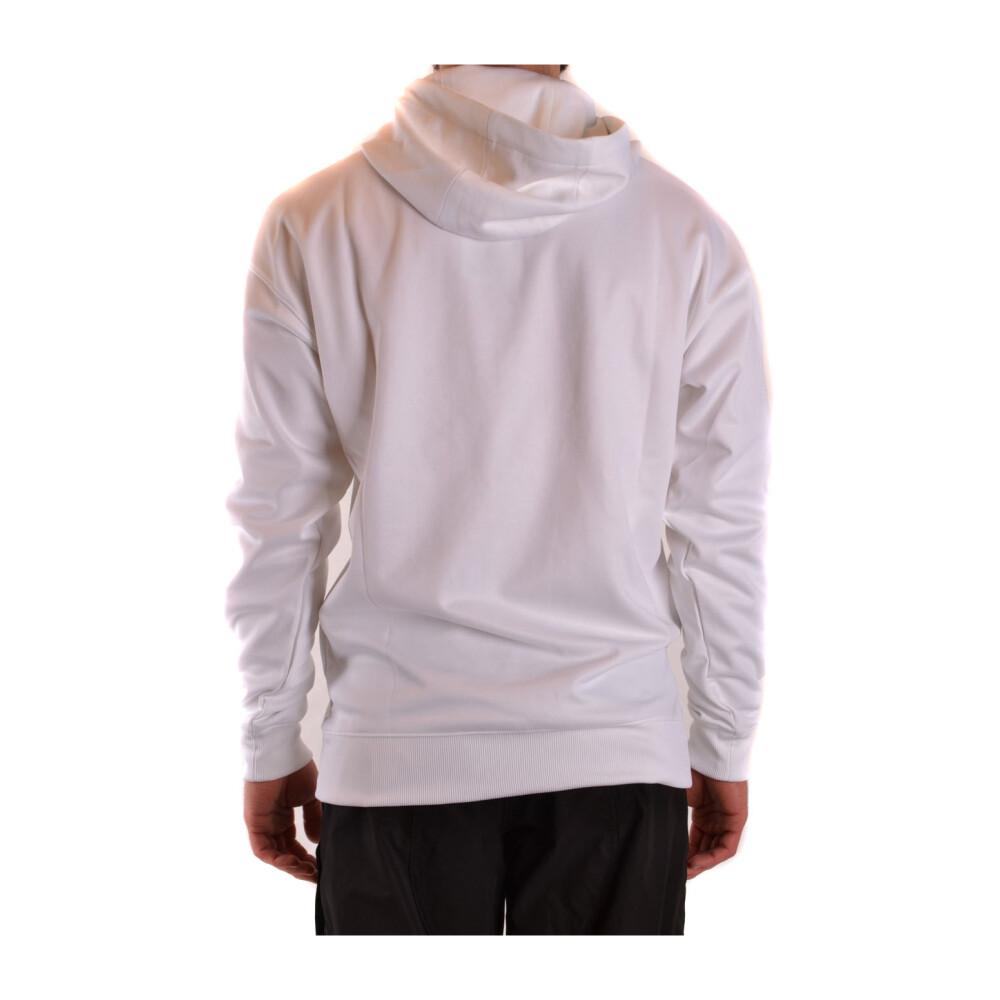White Sweatshirt | Moschino | Hoodies  sweatvesten | Heren winter kleren