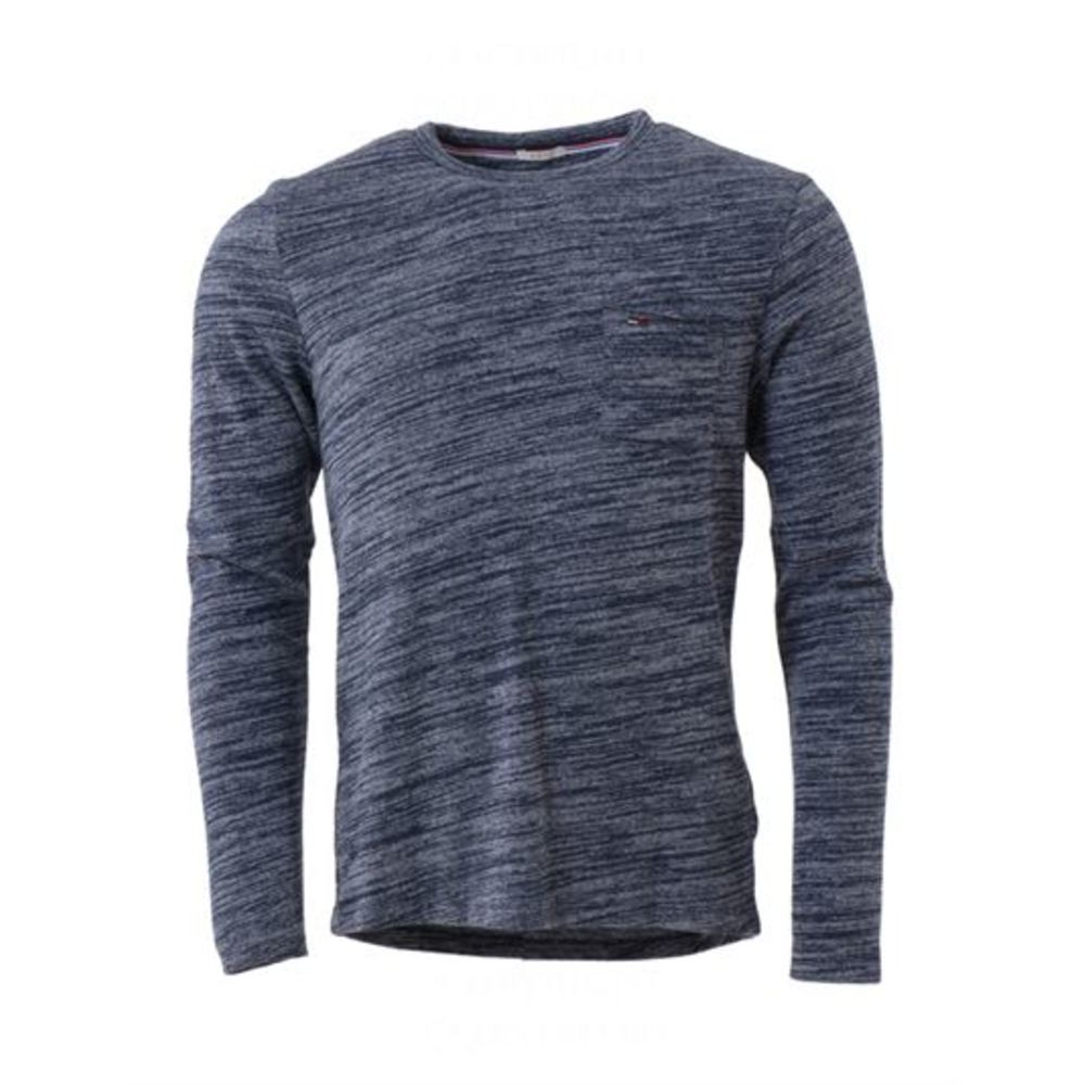 Crewneck Knitted Bluse