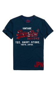 Superdry shirt shop due tee