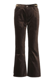 DYLAN SIGNATURE VELVET TROUSERS