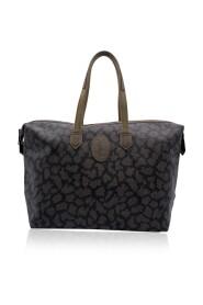 Begagnade Giraff Print Duffle Bag
