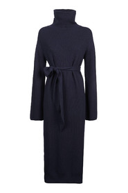 CANAAN HIGH NECK SWEATER DRESS