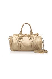 Vitello Shine Satchel