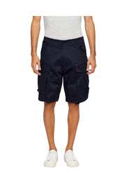 Rovic Zip Avslappnad shorts