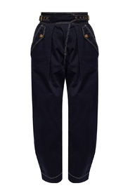 'Dune' panelled trousers