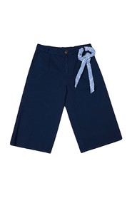 TOMMY HILFIGER KG0KG03372 CHERISED PANT PANTS Girl blue