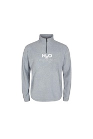 H2O Blåvand Fleece Half Zip Seat Lt. Grey Mel