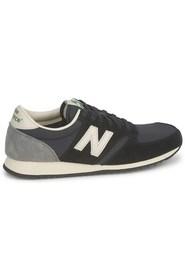 Sort New Balance U420ukk Sko