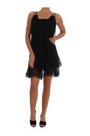 Lace Chemise Dress