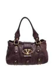 Pre-owned Flap Shoulder Bag