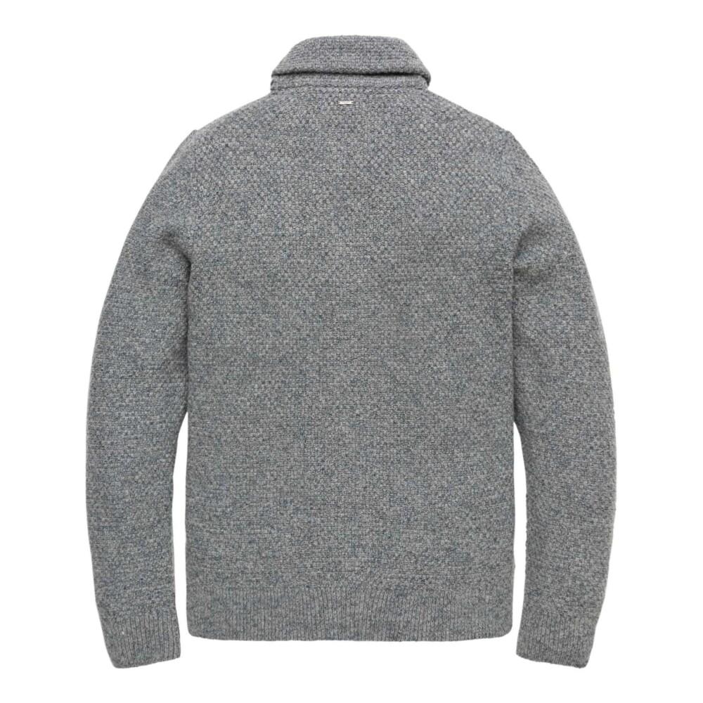 Gray Zip jacket | PME Legend | Hoodies  sweatvesten | Heren winter kleren