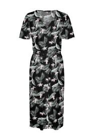 Simply Easy ss Calf Shirt Dress