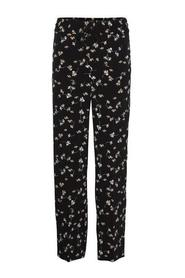 Inwear 30104592 CamilleIW Pants Happy Ditsy Black