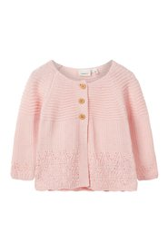 6418a820 name it. Cardigan knitted cotton