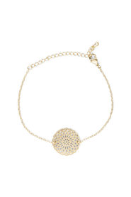 Filigree Circle Bracelet