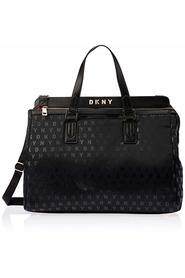 DKNY Signature Professional Laptop Bag Black Veske