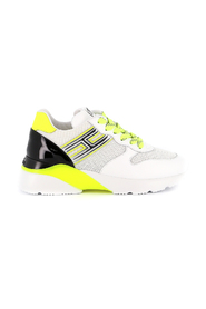 Active One neon detailed sneakers