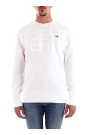FRED PERRY M6525 Sweat Men WHITE