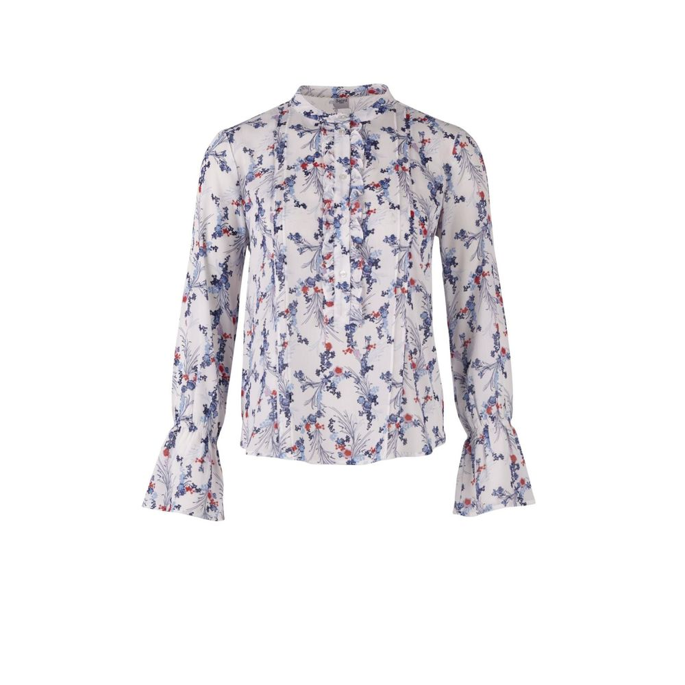 Saint Tropez Love Witte Blouse