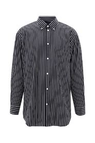 Retro Logo Stripe Shirt