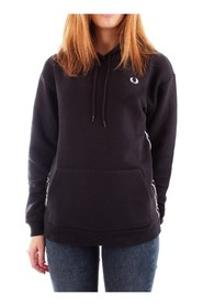 FRED PERRY G7103 Sweat Women BLACK