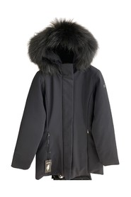 SMOOTH FUR PARKA