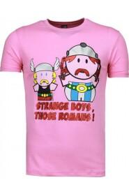Romans - T-shirt
