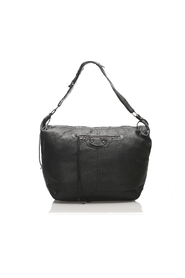 Pre-owned Motocross Classic Day Shoulder Bag Lambskin Leather