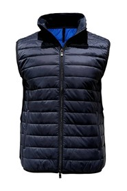 PADDED VEST MOUNT IN TECHNICAL FABRIC