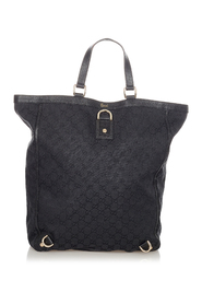 Pre-owned GG Canvas Abbey Tote Bag