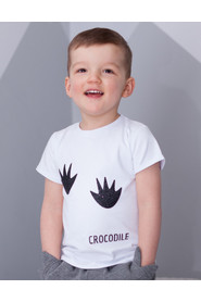 T-shirt Crocodile