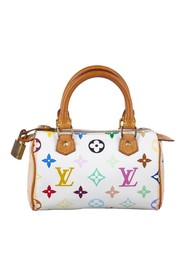 Monogram Multicolore Mini Speedy Canvas