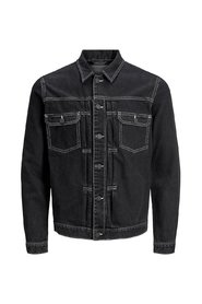 Denim jacket Contrast stitch