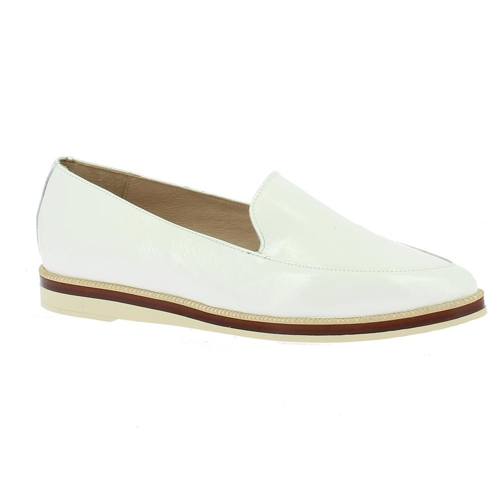 Wonders Lak Loafers, A-9002 White