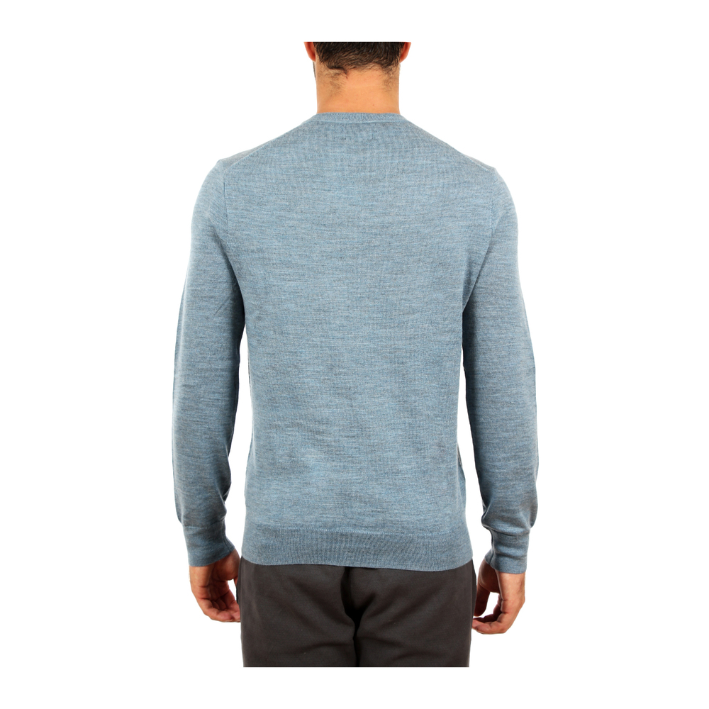 Blue Sweater | Marios | Sweaters | Heren winter kleren