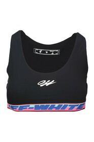 Branded sports top