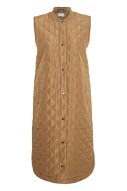 julie Quilted Waistcoat