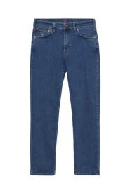 Slim Jeans Mid Rise Jeans