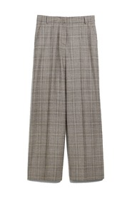 Macbeth Wool Flannel Trousers
