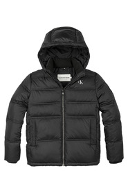 JACKET-ESSENTIAL PUFFER JAC