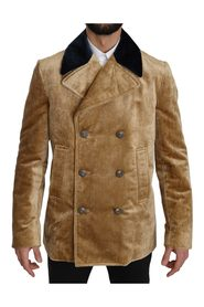 Yellow Jacket Doppio Petto Trench