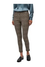 New Carma check 7/8 pants