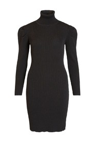 VICHARLOTTA KNIT ROLLNECK DRESS